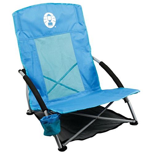 Lovely 2 COLEMAN Low Sling Day Trip Beach Camping Chairs Idea - Awesome folding camping chairs in a bag Inspirational