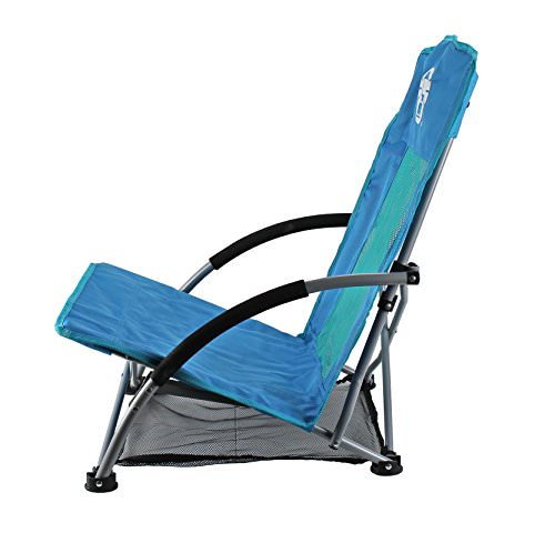 2 Coleman Low Sling Day Trip Beach Camping Chairs W Cup