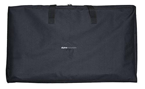 alpine mountain gear roll top kitchen table grey camp stuffs. Black Bedroom Furniture Sets. Home Design Ideas