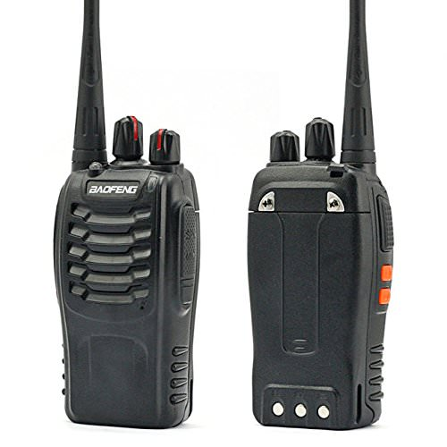 BaoFeng BF S Two Way Radio Pack Of