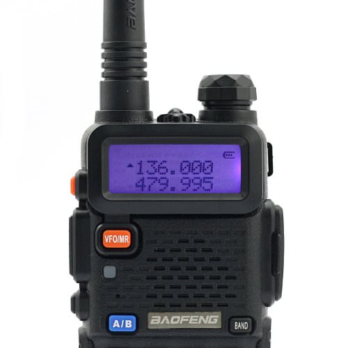 BaoFeng UV5R Dual-Band Two-Way Radio
