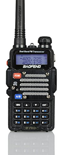 Baofeng BF F9 V2+ Range - Two Way Radio Walkie Talkie