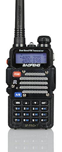 Baofeng BF F9 V2+ Range - Two Way Radio Walkie Talkie