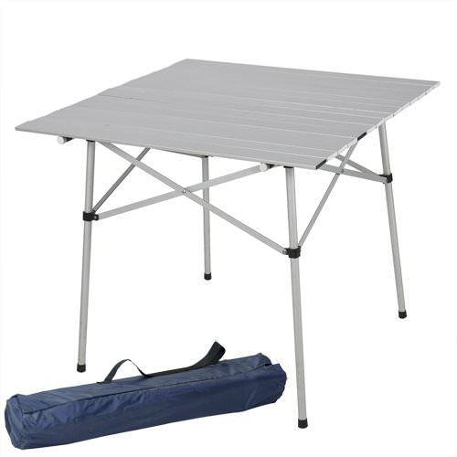 Contemporary Best Choice Products Aluminum Roll Up Table Folding Camping Outdoor Indoor Picnic Table Heavy Duty 0 Ideas - Style Of outdoor camping table Fresh