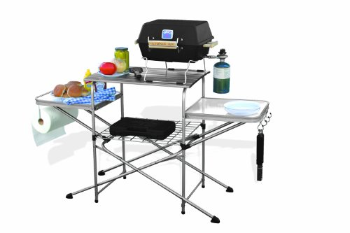 Camco  Deluxe Grilling Table