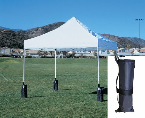 Eurmax pop-up Canopy tent leg weightsweights & Eurmax Pop up Canopy Tent Leg Weights 4pcs Sandbags - Camp Stuffs