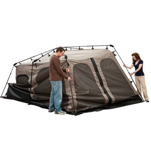 Coleman 4-Person Instant Cabin 4  sc 1 st  C&stuffs & Coleman 4-Person Instant Cabin - CAMP STUFFS