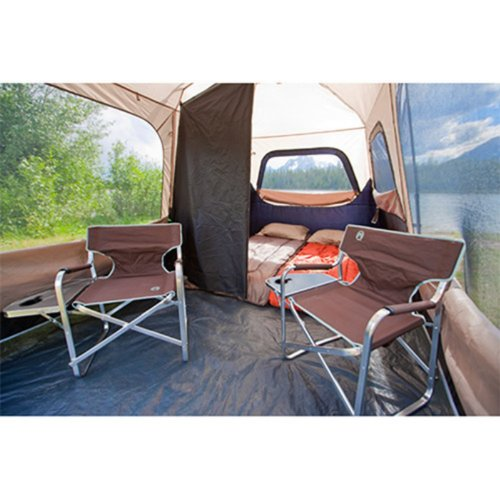Coleman 4-Person Instant Cabin 5  sc 1 st  C&stuffs & Coleman 4-Person Instant Cabin - CAMP STUFFS