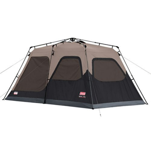 Coleman 4-Person Instant Cabin 6  sc 1 st  C&stuffs & Coleman 4-Person Instant Cabin - CAMP STUFFS