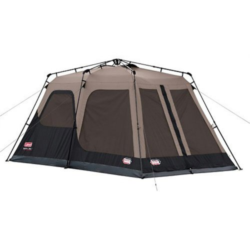Coleman 4-Person Instant Cabin 1  sc 1 st  C&stuffs & Coleman 4-Person Instant Cabin - CAMP STUFFS
