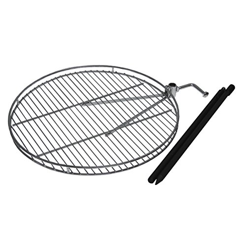 "Grip Campfire Portable Grill 18"" Cooking Surface"
