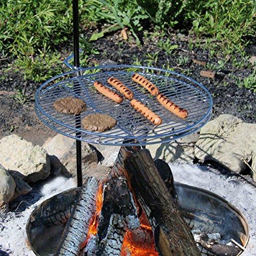 Grip Portable Campfire Grill