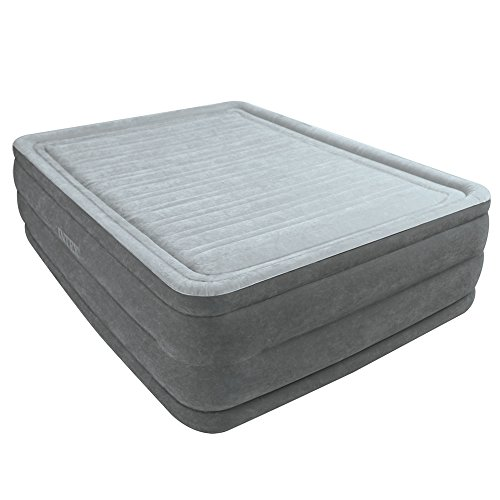 Intex Comfort Plush Elevated Dura Beam Airbed Bed Height