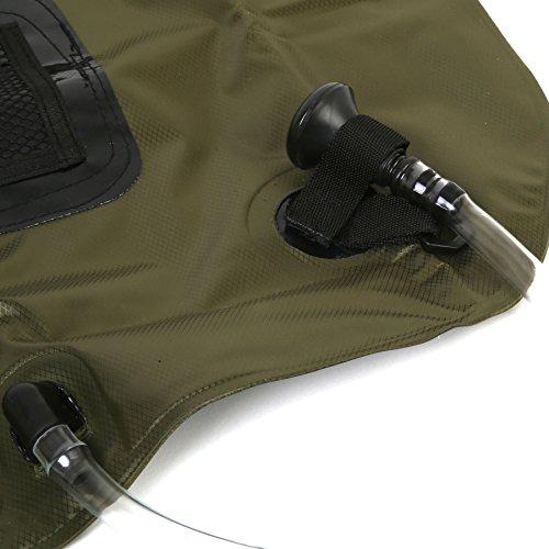 Ivation 5-Gallon Portable Outdoor Shower - Lightweight ...