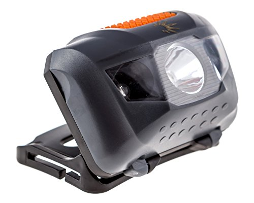 LED Headlamp Combo Complete Set Best Super Bright Cree Headlight Flashlight Lifetime Guarantee Front Back Lightweight Comfortable Water Resistant InOutdoor Adjustable White Red Strobe SOS Light Ideal