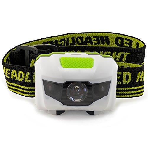 Hiking One of Dog Walking LED Headlamp Flashlight Kids Great for Camping