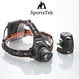 SportsTek Headlamp Lightwear 4-in-1