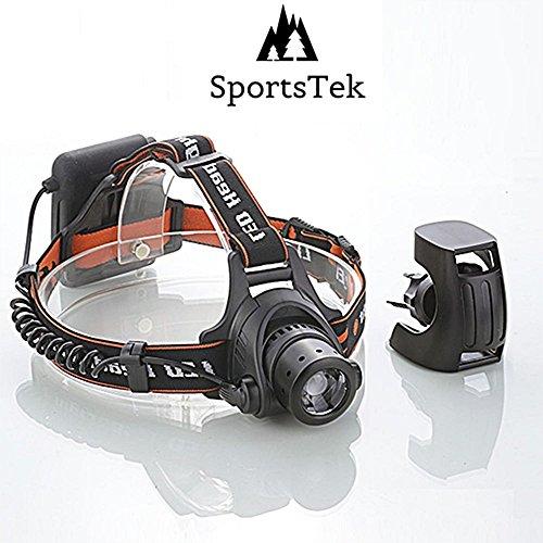 SportsTekHeadlampLightwear in