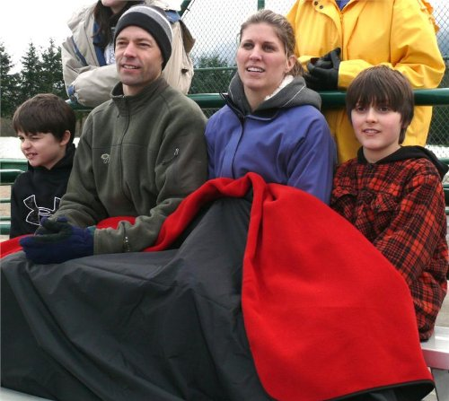 Mambe Extreme Outdoor Blanket
