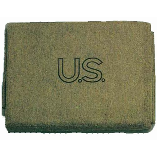 Military Outdoor Clothing US Style Wool  Pound Military Blanket