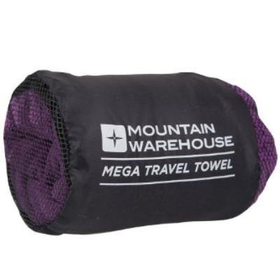 Mountain-Warehouse-Micro-Towelling-Travel-Towel-Mega-0