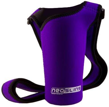 NEOSLING Adjustable Neoprene Bottle Holder Violet