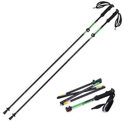 Naturehike-1pcs-Folding-Alpenstocks-Ultralight-Trekking-Pole-Climbing-Stick-0