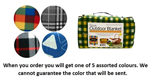 Outdoor Blanket with Handle Beach Picnics Camping All Purpose Waterproof Foldable Large  X   LIMITED LIME LAUNCH PRICE