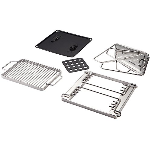 Quick Grill Small: Original Folding Charcoal BBQ Grill ...