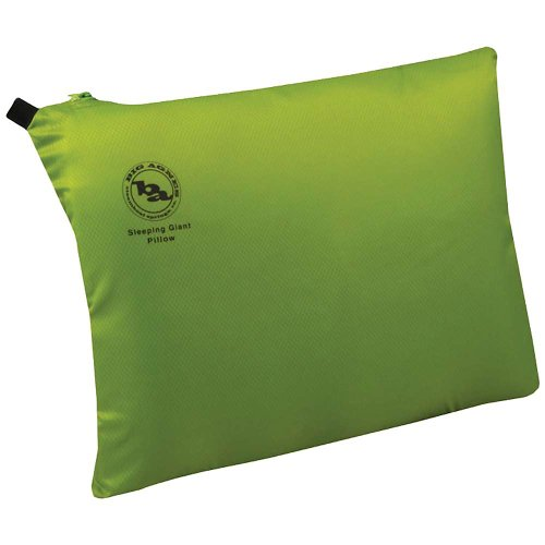 Sleeping Giant Memory Foam Pillow Upgrade Kit by Big Agnes