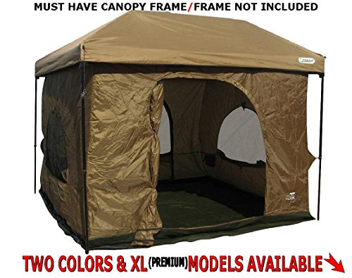 Standing Room  hanging FamilyCabin Camping Tent