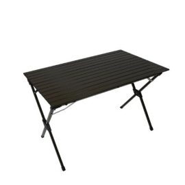 Table in a Bag Large Tall Aluminum Portable Table With Carrying Bag