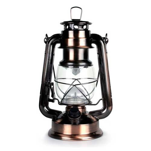 WeatherRite   LED Number  Outdoor Traditional Look Lantern with efficient LED lighting