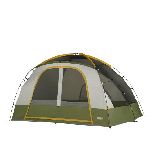 Wenzel Evergreen Feet Six Person Dome Tent