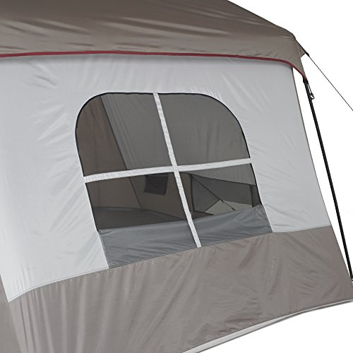 Wenzel Klondike 8 Person Family Tent & Wenzel Klondike 8 Person Family Tent - CAMP STUFFS