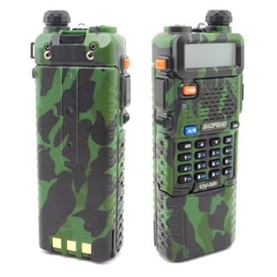 iSaddle-BAOFENG-Dual-Band-UHFVHF-Radio-Transceiver-WUpgrade-Version-3800mah-Battery-With-Earpiece-0