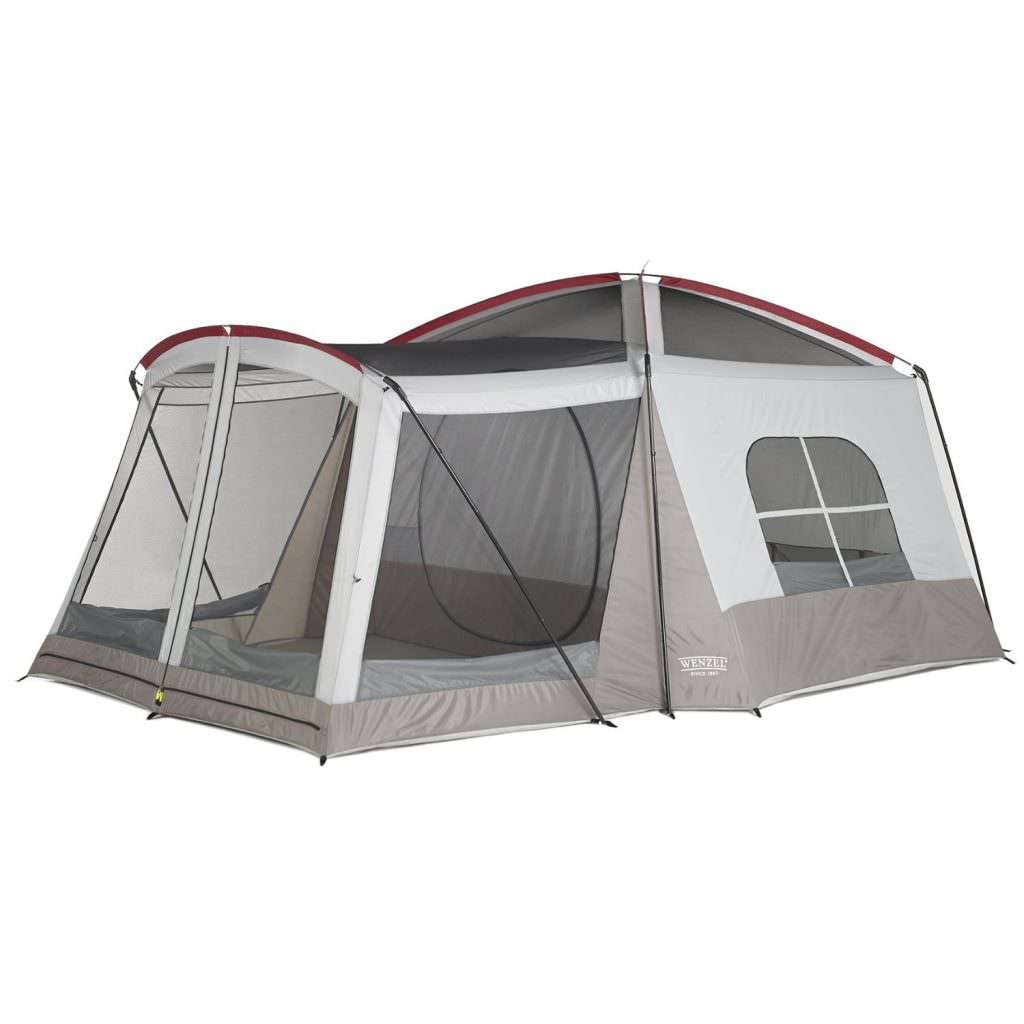 Wenzel 8 Person Klondike Tent - Family Camping Tent