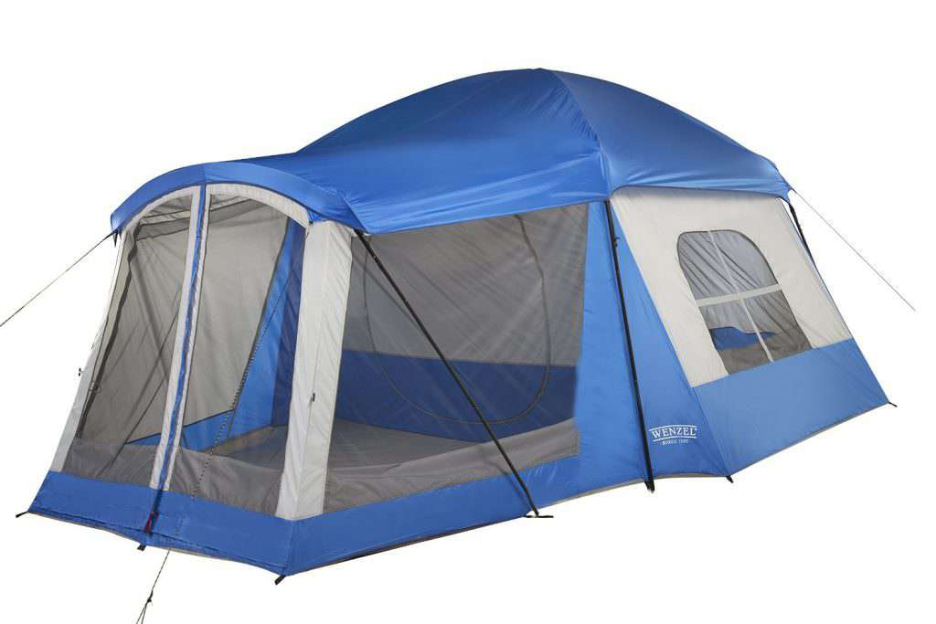 Wenzel Klondike 8-Person Family Dome Tent