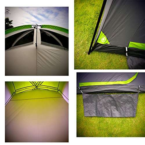 Forfar 5 Persons Tent
