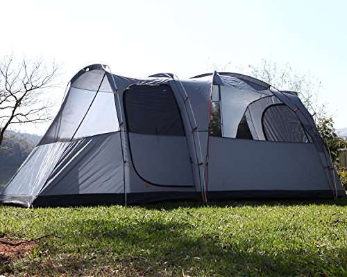 Arizona GT 9 to 10 Person Tent & NTK Arizona GT 9 to 10 Person Tent - CAMP STUFFS