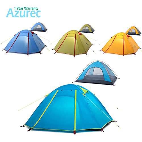azurec tents  sc 1 st  C&stuffs & Azurec Tents 2-3-4 Person 3 Season Tent - CAMP STUFFS