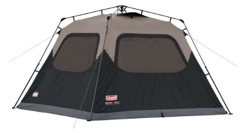 coleman 6 person instant cabin tent camp stuffs 88883