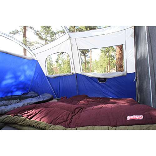 Coleman Elite 174 Weathermaster 174 6 Screened Tent Camp Stuffs