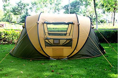 Famous Juggle family camping tent  seconds to open the tent rainproof camping tent