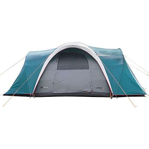 ntk laredo gt 8 to 9 person 10 by 15 foot sport camping tent 100 waterproof 2500mm camp stuffs