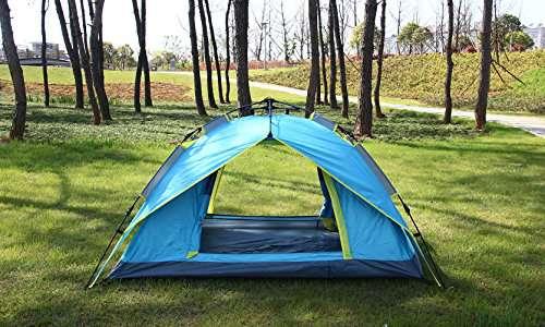 ShaMo Camel Tent