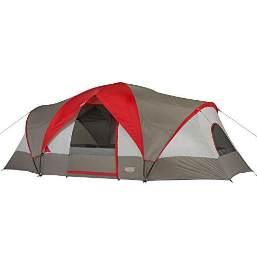 Wenzel Great Basin  Person Tent
