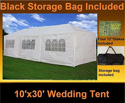 10x30 party tent instructions
