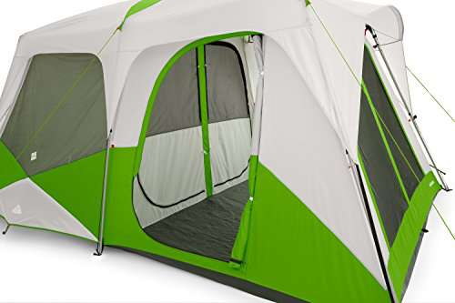 Columbia Pinewood 10 Person Dome Tent ...  sc 1 st  C& Stuffs & Columbia Pinewood 10 Person Dome Tent (Fuse Green) - CAMP STUFFS