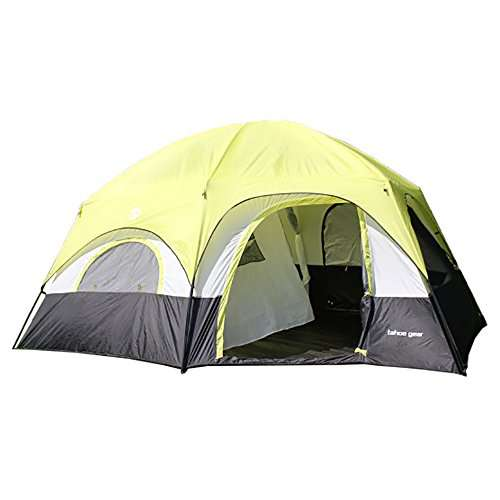 Tahoe Gear Coronado  Person Family Tent